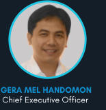 Chief Executive Officer  GERA MEL HANDOMON
